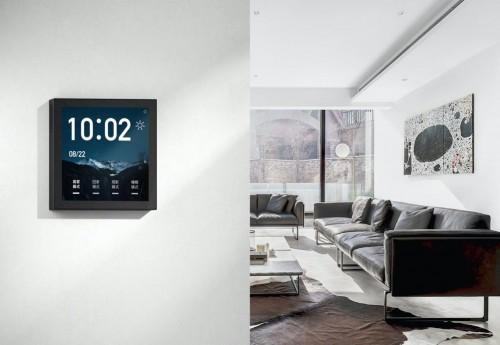 LifeSmart云起发布4寸全面屏智能开关面板,支持暗黑模式