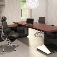 上海横衡办公家具厂-油漆办公桌-办公室家具-老板桌-办公家具公司