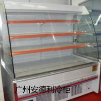 供应成都冰冻展示冷柜-超市柜-风幕柜-深圳厨房冷柜 安德利冷柜 商用展示柜