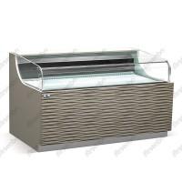 供应雅绅宝商用冷藏保鲜冷柜 卧式敞开式岛柜 敞开式蛋糕柜