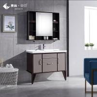 东尚阳光DS213 浴室柜 成都浴室柜 轻奢浴室柜 镜柜落地浴室柜组合 现代简约洗手洗脸盆柜