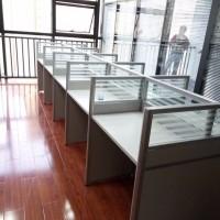 河南郑州办公室屏风桌 境成办公桌椅