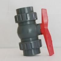 供应汇通达型号齐全UPVC球阀ABS给水管件 UPVC球阀ABS给水管件